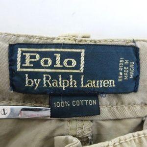 Polo by Ralph Lauren Pants - Polo Ralph Lauren 36x30 Cargo Military Pants Loose